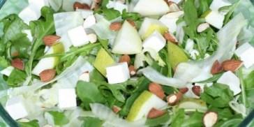 spændende salat til mørbrad