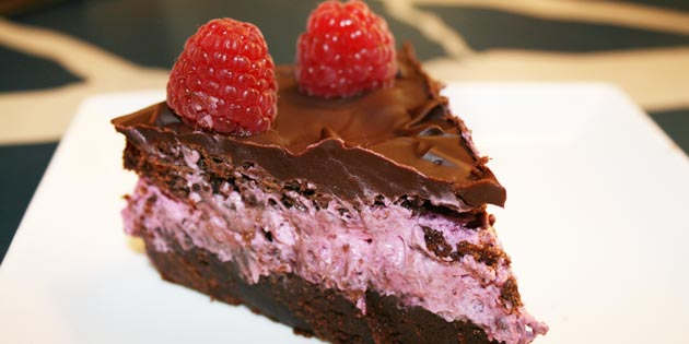 chokoladekage lagkage