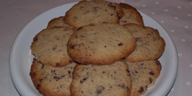 lette småkager