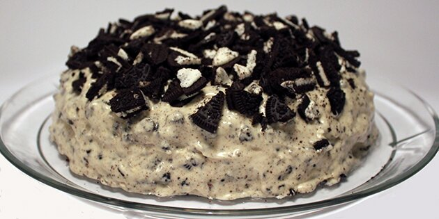 desserter med stil begagnad