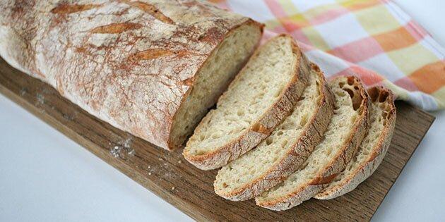 opskrift brød