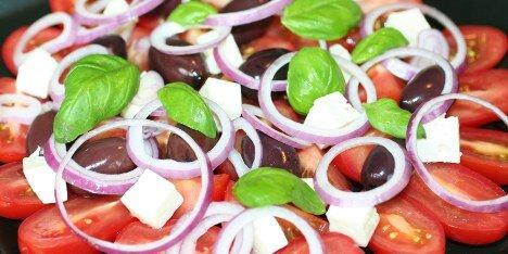 græsk mad opskrift
