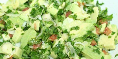 sunde salater opskrifter